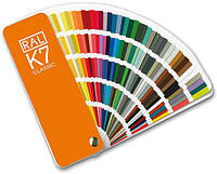Шкала цветов RAL K7 Classic