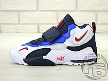 Мужские кроссовки Nike Air Max Speed Turf Giants White/Blue-Red BV1165-100, фото 2