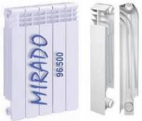 Биметаллический радиатор Mirado 500-96