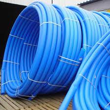 Труба полиэлитиленовая DELTA (синяя)