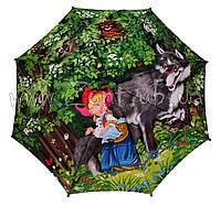 Детский зонт Zest Красная Шапочка ( автомат ) арт. 21665-1