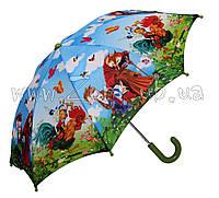 Детский зонт Zest Золотой ключик ( автомат ) арт. 21665-3