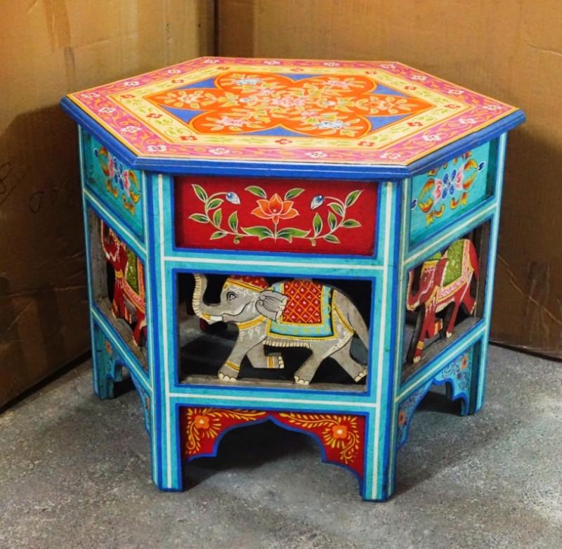 9140204 Журнальный стол из дерева манго Арт.2175 №2