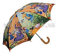 Детский зонт Zest Волшебник Изумрудного города 2 ( автомат ) арт. 21665-5