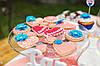 Кэнди бар в персиково-синих тонах, фото 3