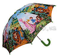 Детский зонт Zest Волшебник Изумрудного города 1 ( автомат ) арт. 21665-6