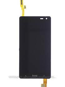 Молуль (Дисплей + Сенсор)  HTC Desire 609d with touch (без рамки)