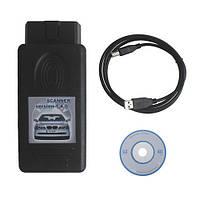 OBD2 сканер V1.4.0 диагностики авто для BMW