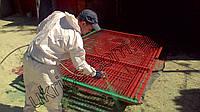 Очистка и покраска металлоизделий