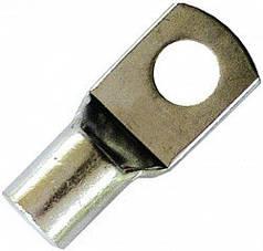 Мідний луженный кабельний наконечник 10,0 мм. кв