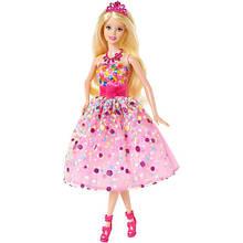 """Barbie принцеса """"День народження"""""""