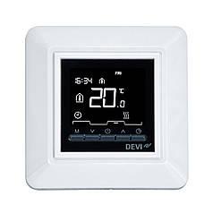 Терморегулятор электронный программируемый DEVIreg Opti для теплого пола