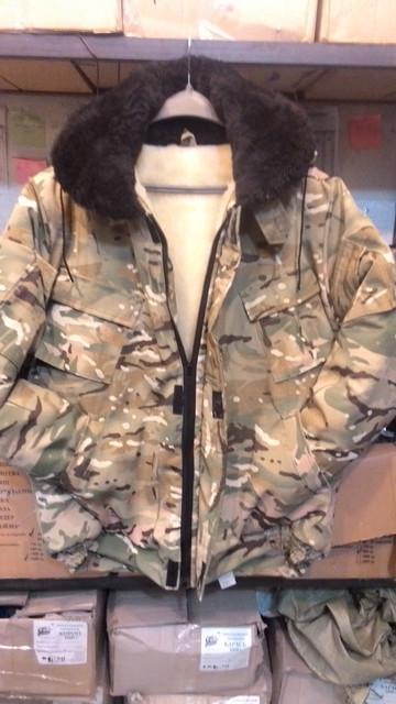 Бушлаты и куртки зимние