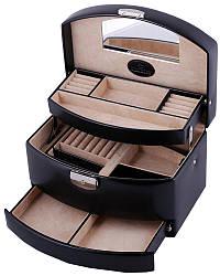 Шкатулка для украшений автомат WindRose Merino 3692/8