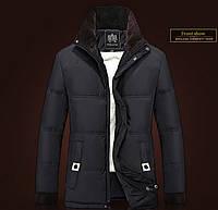 Мужская куртка пуховик, разные цвета  МК-228-О, фото 1