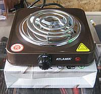 Плита спиральная с защитой от перегрева Atlanfa AT-1751A