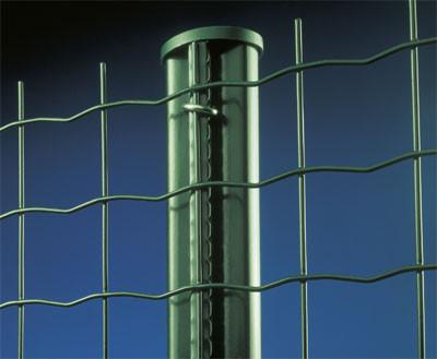 Cтолбы для сеток Bekaclip Н=250см Ø60мм