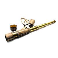 Подзорная труба в кожаном чехле Kanishka (46527)