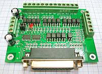 6-тиосевая интерфейсная или коммутационная плата (контроллер) шаговых двигателей для ЧПУ