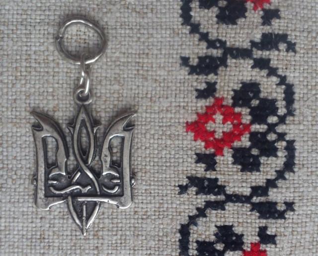 Кулон «Тризуб, Сокіл»