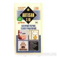 Клеющая смесь для  плитки термостойкая Артисан Artisan С-18 25 кг