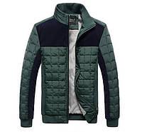 Мужская куртка пуховик, разные цвета  МК-229-О, фото 1
