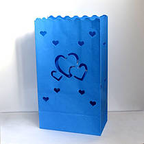 Пакет для свечи, светящиеся пакеты