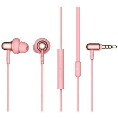 Наушники 1MORE E1025 Stylish Dual-dynamic Driver Pink (E1025-PINK)