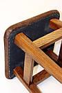Табурет обідній комбі тонований (45х30х30см), фото 3