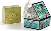 Глицериновое антицеллюлитное мыло SELESTAlife с оливковым маслом и водорослями (Ручная работа) 170 гр