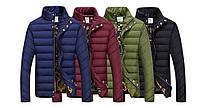 Мужская куртка пуховик, разные цвета  МК-230-О, фото 1