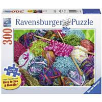 Пазл Ravensburger Вязание 300 элементов (RSV-135721)