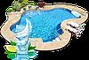 Чистый бассейн круглый год!