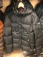 Куртка зимняя мужская Sooyt M892/Т.Синий