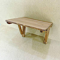 """Настенный складной столик """"Ламбро"""" мускат"""