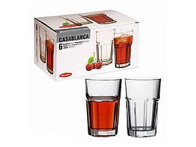 "Набір склянок 295 мл Casablanca упаковка 12 шт ""Pasabahce"""