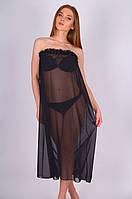 Черное пляжное платье Miss Marea 20417 42(S) Черный MissMarea 20417
