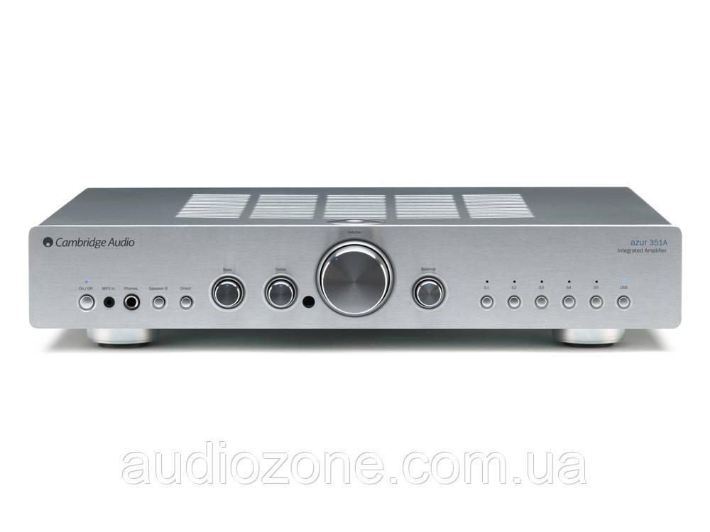 Интегральный стерео-усилитель Cambridge Audio AZUR 351A