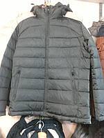 Пуховик мужской SnowImage SiDM-V101/Тёмно Зеленый