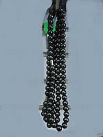 Гематит Бусы на магнитной застежке Шарик 8мм