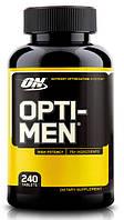 Витамины для мужчин Optimum Nutrition Opti-Men (240 таб)