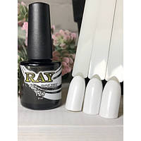 Гель-лак для ногтей RAY № 127 (белый), 10ml