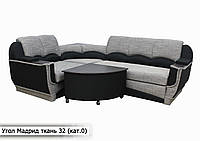 """Угловой диван """"Мадрид"""" в ткани Берлин 1+люкс 23 (угол взаимозаменяемый)"""