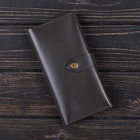 Портмоне v.4.0. Fisher Gifts STANDART коричневый (кожа)