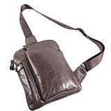 Кожаная сумка через плече Navara 7194C, фото 5