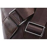 Кожаная сумка через плече Navara 7194C, фото 8