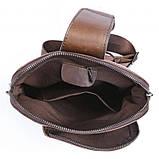 Шкіряна сумка через плече Navara 7194C, фото 9