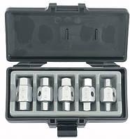 Набор торцевых ключей для замены масла Force 5шт (5051)