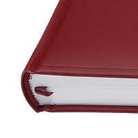 Ежедневник 'Рефлекс'  бордовый  от Lediberg, Италия, датированный на 2020 год, под тиснение логотипа, фото 1