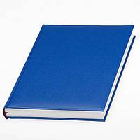 Ежедневник 'Рефлекс', Италия, датированный с белым блоком синего цвета обложки, фото 1